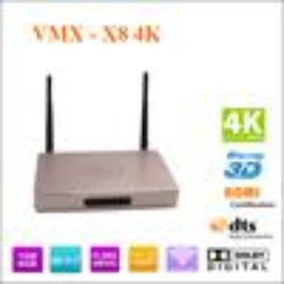 Android TV Box VMX-X8 4K