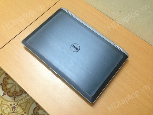 Ảnh số 1: Laptop cũ Dell Latitude E6520 Core i5 2520M 2.5GHz, 4GB RAM, 250GB HDD, VGA Intel HD Graphics 3000, 15.6 inch