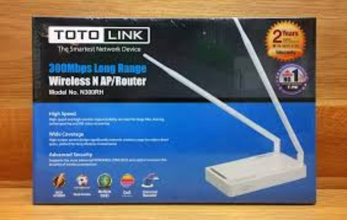 Ảnh số 5: WIFI ROUTER 300MBPs totolink n300rh