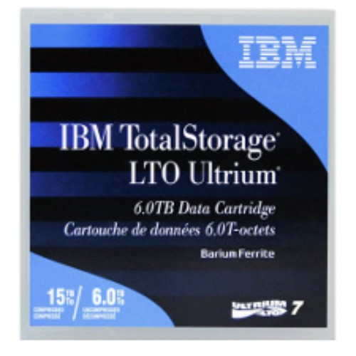 Ảnh số 3: IBM LTO7 Ultrium 15TB tape cartridge P/N: 38L7302