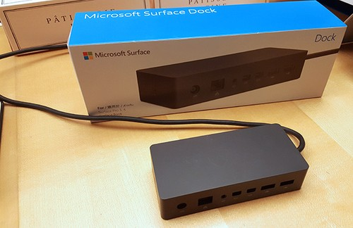 Ảnh số 1: Surface Dock,Microsoft Surface Dock,Dock for Surface / Surface Book..