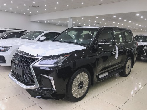 Ảnh số 3: Bán Lexus LX570 Super Sport Autobiography MBS Edition 2019, 04 ghế Massage,xe giao ngay .