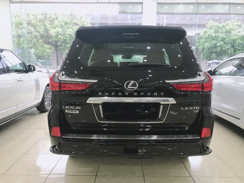 Ảnh số 5: Bán Lexus LX570 Super Sport Autobiography MBS Edition 2019, 04 ghế Massage,xe giao ngay .