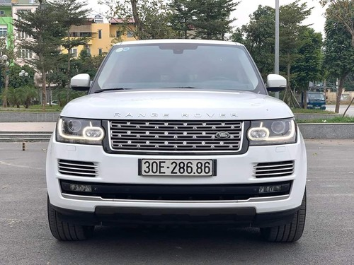 Ảnh số 5: Bán Landrover Autobiography Diesel model 2016 trắng