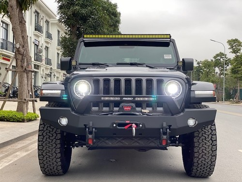 Ảnh số 1: Bán Jeep Wangler Unlimited Rubicon 2020