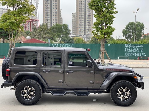 Ảnh số 5: Bán Jeep Wangler Unlimited Rubicon 2020