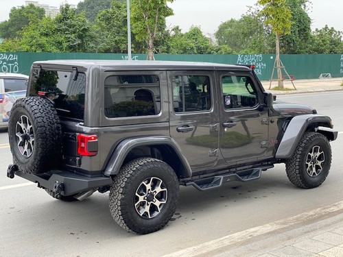 Ảnh số 8: Bán Jeep Wangler Unlimited Rubicon 2020