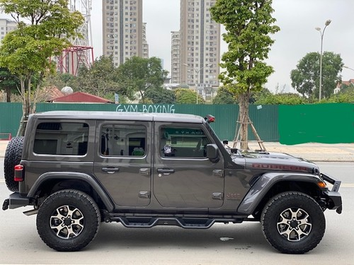 Ảnh số 7: Bán Jeep Wangler Unlimited Rubicon 2020