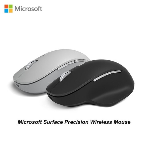 Ảnh số 3: Microsoft Surface Precision Mouse, Surface Precision Mouse Black