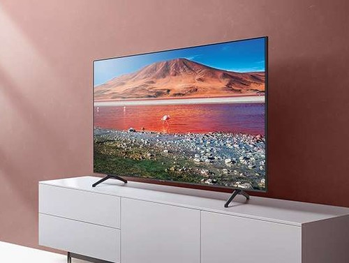 Ảnh số 1: Smart TV Samsung 4K 58TU7000 model 2020
