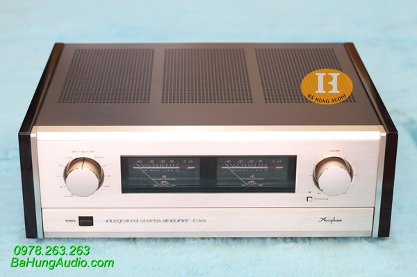 Amply Accuphase E305 đẹp Ảnh số 40800979