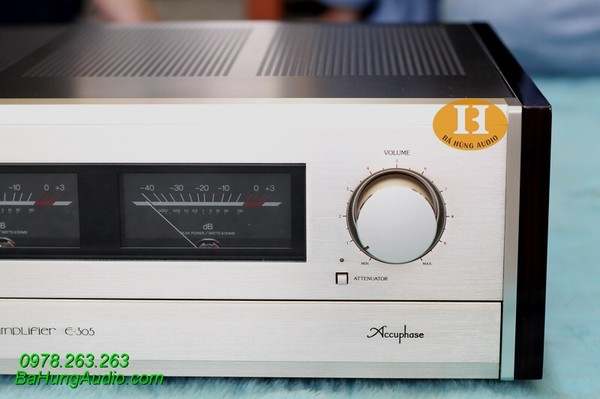 Amply Accuphase E305 đẹp Ảnh số 40800985