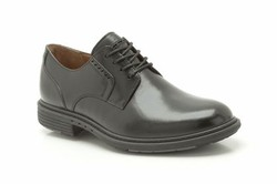 Ảnh số 42: Clarks Un Walk Black Leather Mens Formal Shoes - Giá: 1.950.000