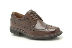 Ảnh số 89: Un Limit Tan Leather Mens Formal Shoes - Giá: 1.950.000