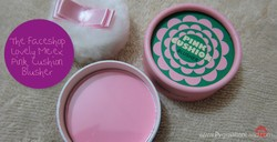 Ảnh số 9: Má hồng the face shop lovely Pastel Cushion Blusher #4 - Giá: 75.000