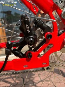 Ảnh số 3: Xe đạp thể thao Alcott Classic 700 GT08 Disc - Giá: 5.899.000