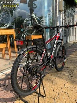 Ảnh số 1: Xe đạp địa hình Alcott 24AL-6200 cho bé trai từ 6 tuổ - Giá: 3.200.000
