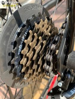 Ảnh số 8: Xe đạp địa hình Alcott 24AL-6200 cho bé trai từ 6 tuổ - Giá: 3.200.000