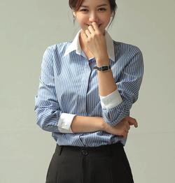 Ảnh số 71: Áo sơ mi nữ Mari Hàn Quốc 080227 - Giá: 1.500.000