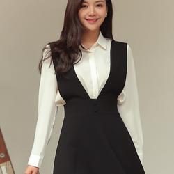 Ảnh số 81: Áo sơ mi nữ Mari Hàn Quốc 080233 - Giá: 1.320.000