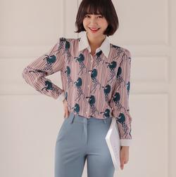Ảnh số 83: Áo sơ mi nữ Mari Hàn Quốc 080235 - Giá: 1.500.000