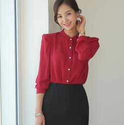 Ảnh số 92: Áo sơ mi nữ Mari Hàn Quốc 080238 - Giá: 1.380.000