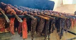 Đặc Sản Tây Bắc FREESHIP tại HÀ NỘI Thịt Trâu Gác Bếp Điện Biên
