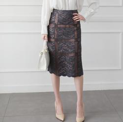 Ảnh số 100: Chân váy Codi Hàn Quốc 030220 - Giá: 4.100.000