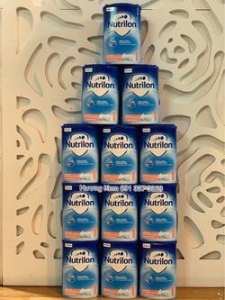 Sữa Nutrilon xách tay Séc