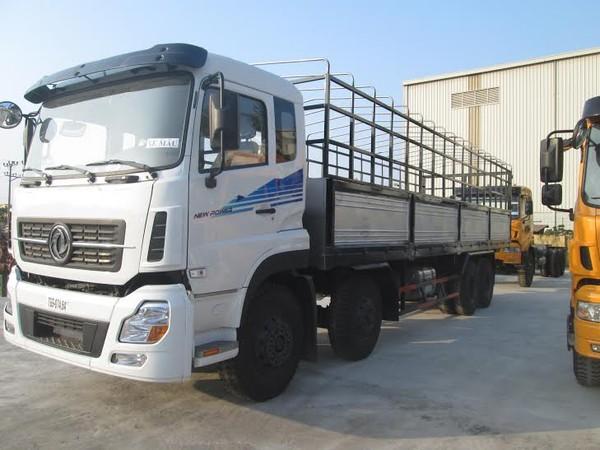 Cần bán xe tải dongfeng 4 chân 18 tấn trường giang/  dongfeng 4 chân 18 tấn lắp ráp