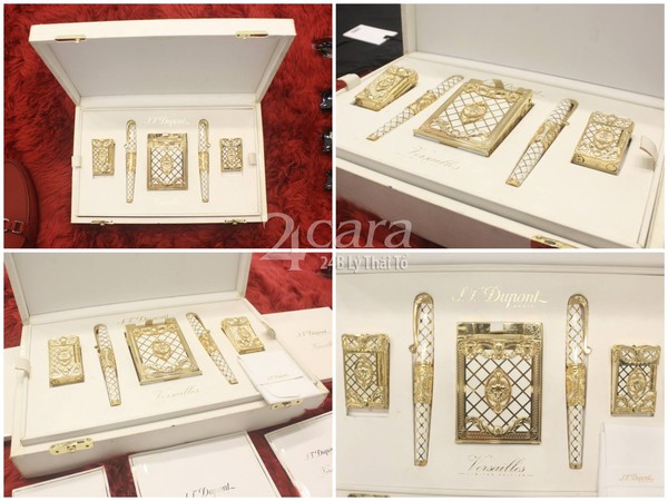 Ảnh số 8: DUPONT VERSAILLES LIMITED EDITION FULL SET - Giá: 110.000.000