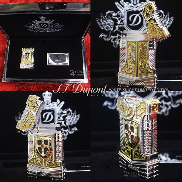 Ảnh số 18: S.T. Dupont White Knight Limited Edition - Giá: 75.000.000