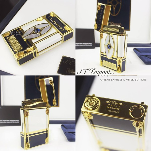 Ảnh số 29: S.T. Dupont Orient Express Limited Edition - Giá: 45.000.000