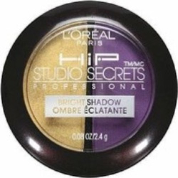 Ảnh số 5: L'Oreal Paris HiP Studio Secrets Professional Concentrated Shadow Duos - Giá: 100.000