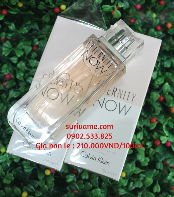 Ảnh số 64: Eternity Now For Women - Giá: 210.000