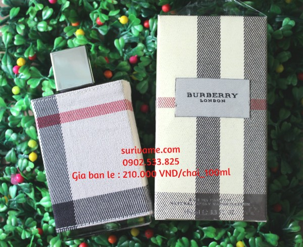 Ảnh số 65: Burberry London for women - Giá: 210.000