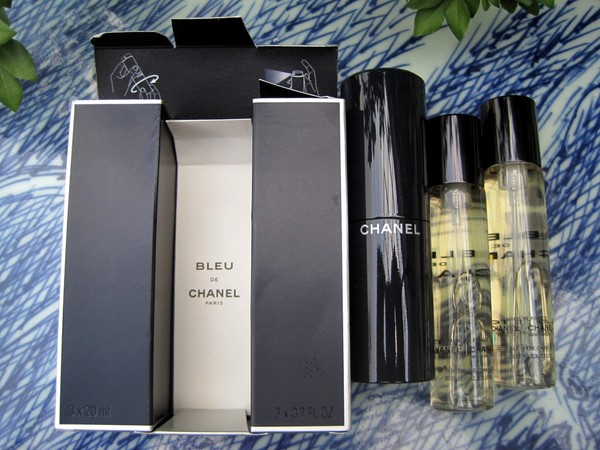 Ảnh số 91: Bleu Chanel by Chanel Paris - 3 x 20ml - Eau de Toilette - Authentic - Giá: 1.850.000