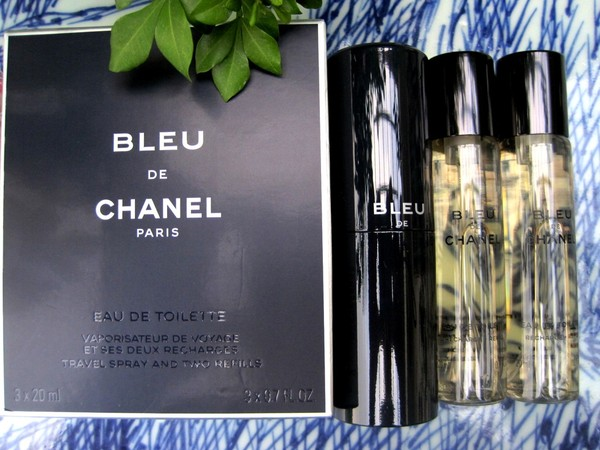 Ảnh số 92: Bleu Chanel by Chanel Paris - 3 x 20ml - Eau de Toilette - Authentic - Giá: 1.850.000