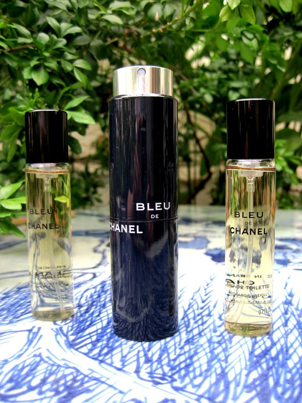 Ảnh số 100: Bleu Chanel by Chanel Paris - 3 x 20ml - Eau de Toilette - Authentic - Giá: 1.850.000