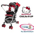 Xe đẩy trẻ em Graco CitiLiteR UP Hello Kitty BK A038011