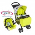 Xe đẩy Mirage Graco xanh Toy Town GC 7M69TYTE