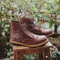 Giày nam Redwing iron ranger new