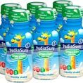 Thùng 24 chai sữa Pediasure Grow and Gain with Fiber 237ml