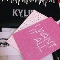Bảng I Want It All Kylie Birthday Collection