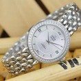 Đồng hồ Omega lady OM 8168 Silver cao cấp