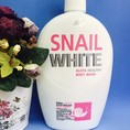 Sữa tắm snail white gluta healthy 800ml