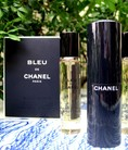 Bleu Chanel, Escada Marine Groove, Ecusson, Rose 4 Reines Authentic