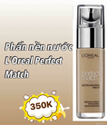 Kem nền dạng lỏng L oreal Perfect Match Made in France.