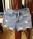 Short jeans rách new 100% 150k