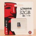 Thẻ nhớ MicroSDHC Kingston 32GB